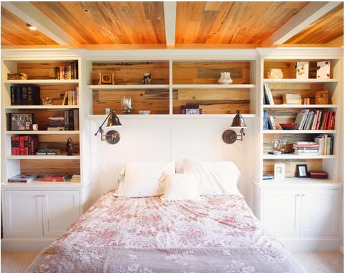 Bücherregal Für Das Schlafzimmer, Bücherschränke, Schlafzimmer Eingebaut,  Wandbolzen, Raumteiler, Schlafzimmerdesign, Schlafzimmer Ideen, Ich Liebe  Mich, ...