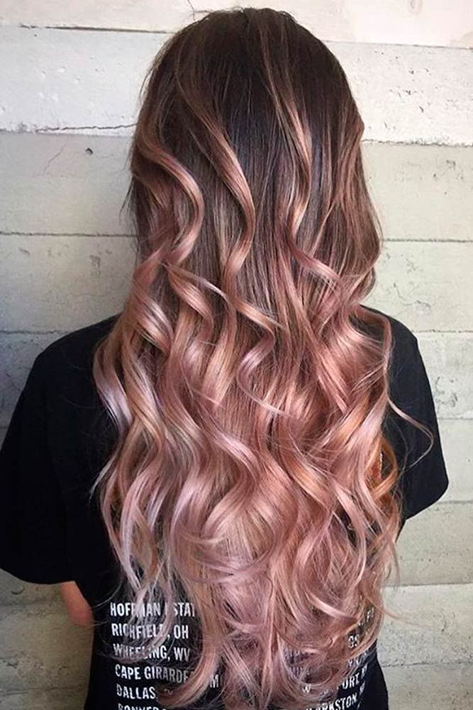 how to dye your hair ombre style at home 27 fabulous brown ombre hair brown ombre hair brown 9319