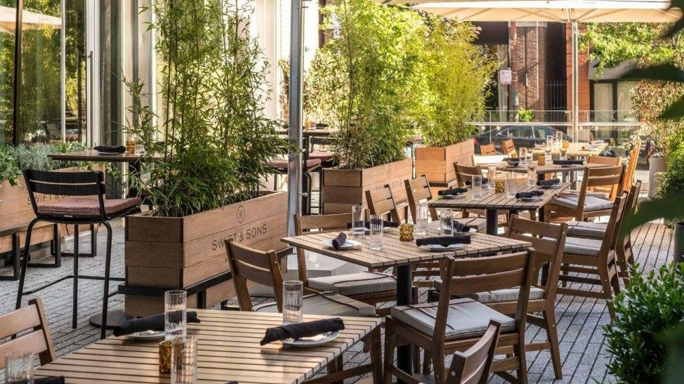 47 Popular Outdoor Restaurant Patio For Fantastic Dinner Outdoor