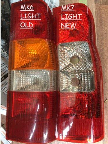 How To Change Ford Transit Rear Tail Lights Ford Transit Diy Van Conversions Transit Camper