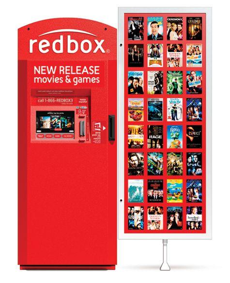REDBOX FREE Video Game Rental Code! Movie rental