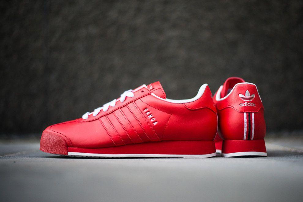 2c36aafef4f7 adidas Samoa  Poppy Red a.k.a money well spent.