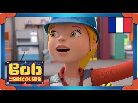 Bob Le Bricoleur Viens Rencontrer L Equipe Zoe Voitures