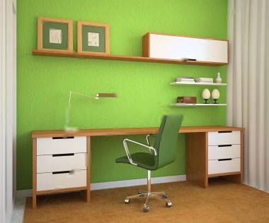 Green Color Improves Concentration So Use It In Your Work