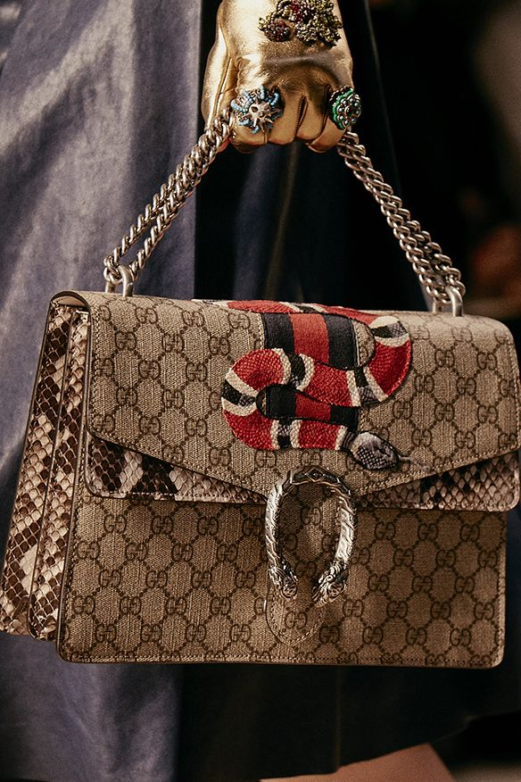 Debuting a new design of the Gucci Dionysus from Spring Summer 2016  designed by Alessandro Michele 8626bbc80d6
