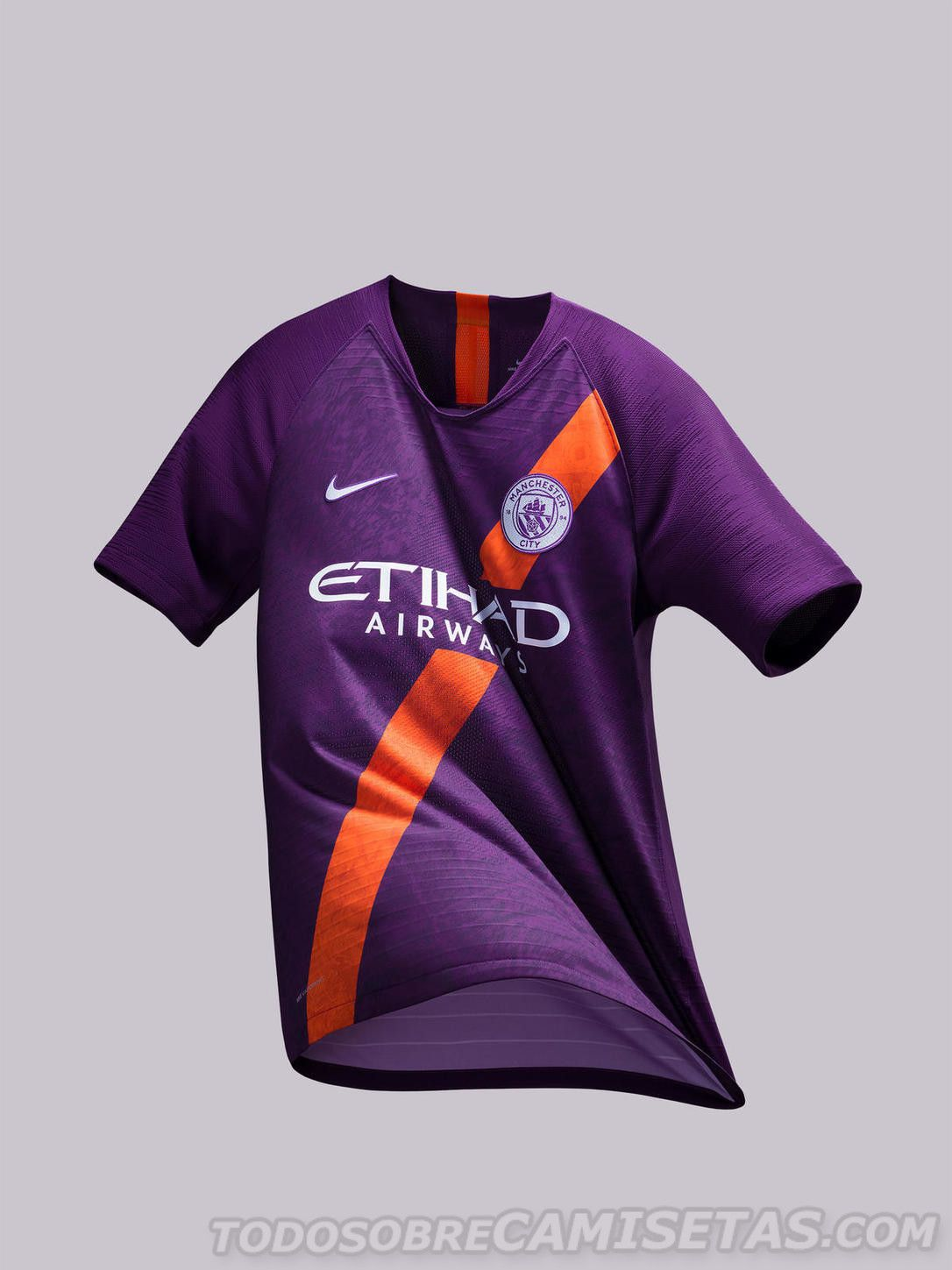 Manchester City Nike Third Kit 2018-19  f465f119e1d5c