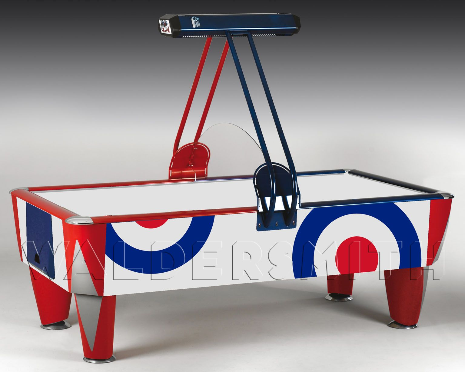 Waldersmith Hurricane Air Hockey Table Storming onto the