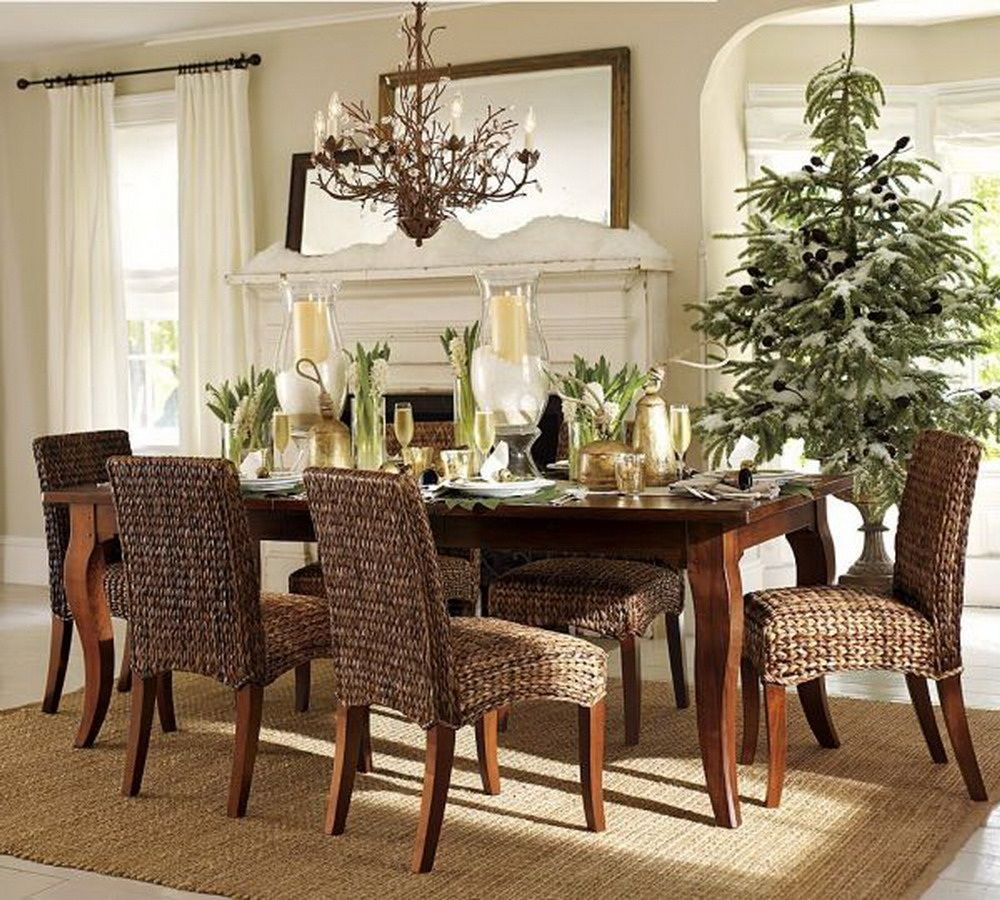 Amazing Dining Room Table Decor | Dining Room | Pinterest