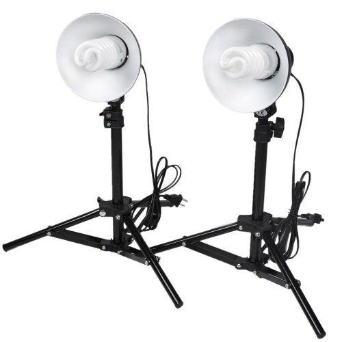 Cowboystudio Photography Table Top Photo Studio Lighting Kit 2 Light Kit 42 00 Photo Studio Lighting Photo Studio Studio Lighting
