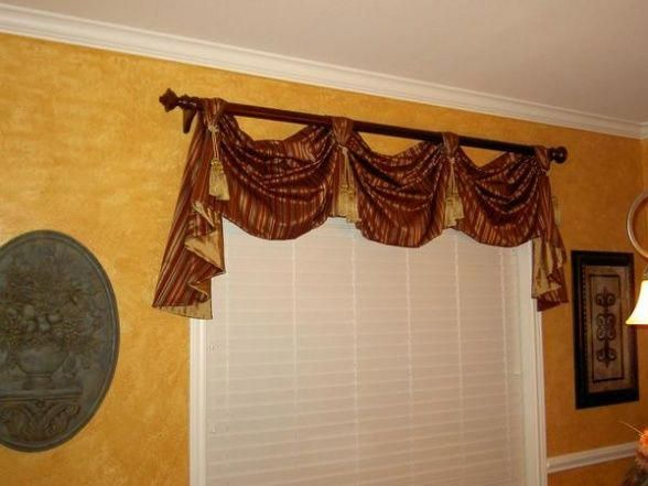 Tuscan Kitchen Curtains Valances Tuscan Contemporary, Our kitchen