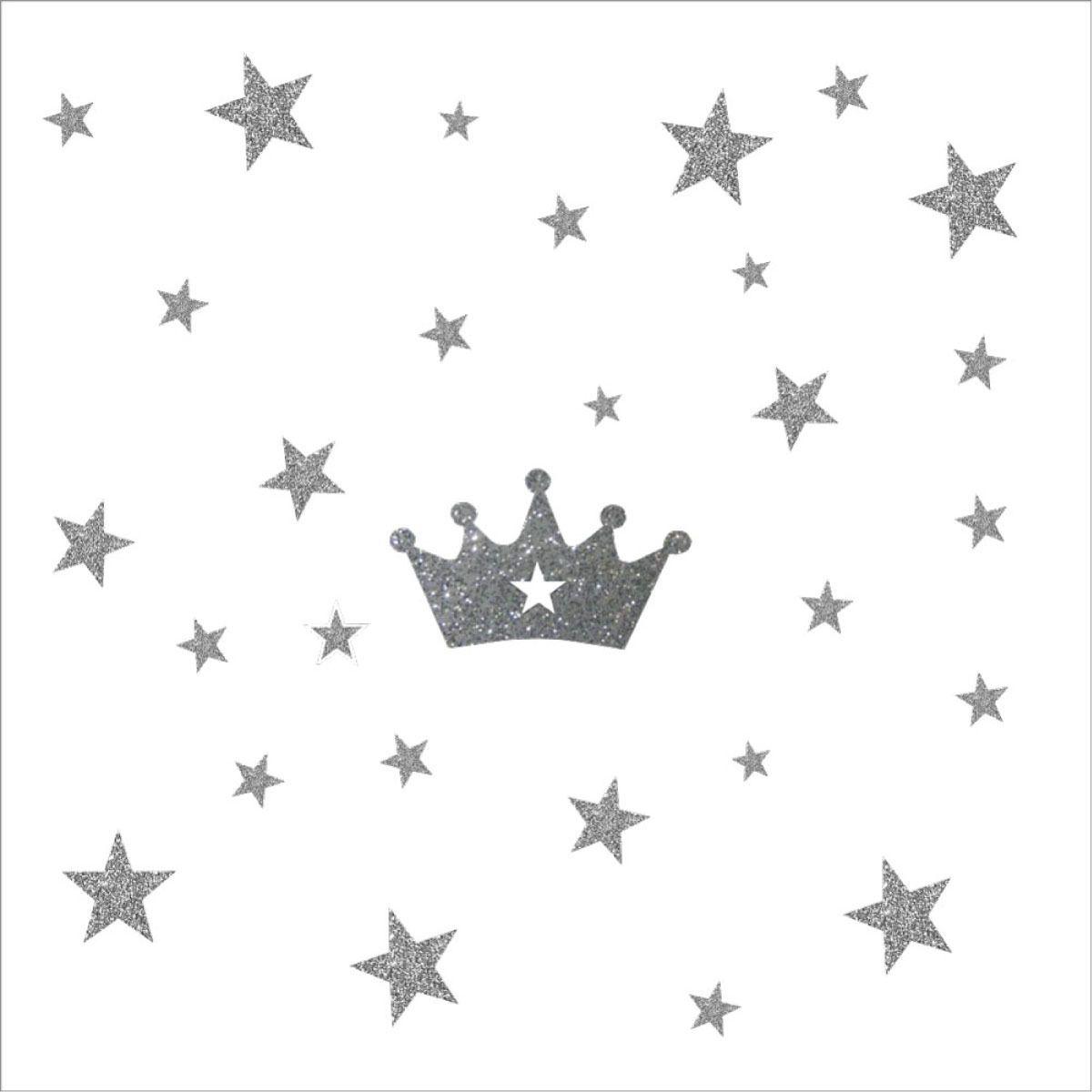 Image result for stickers étoile pailletée