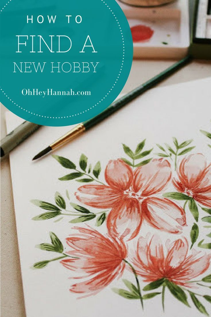 How To Pick Up A New Hobby To Build Your Resume Make Friends Or