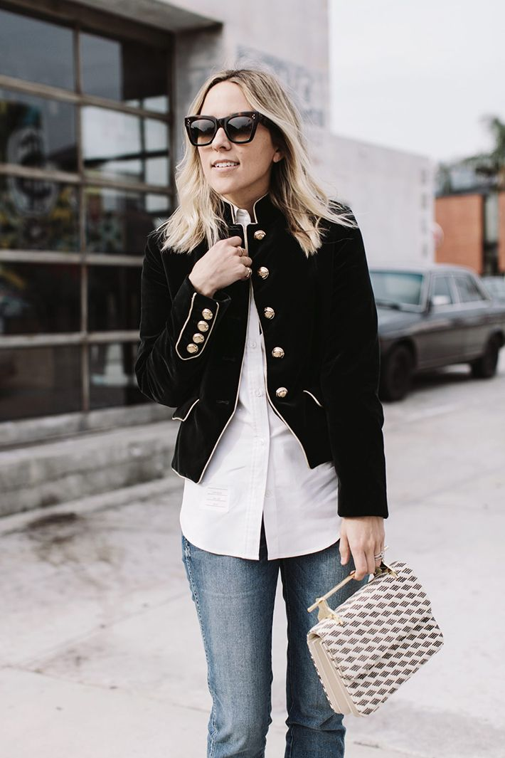 Sunday's Inspiration: Great Outfits With Wardrobe Basics | BeSugarandSpice - Fashion Blog