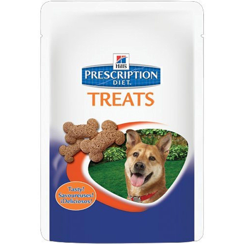 Hill's Prescription Diet Dog Treats 16 oz (2 bags) You