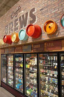 Shop Enhancing Retail Environments Experiences Beer Bar Design Craft Beer Shop Beer Shop