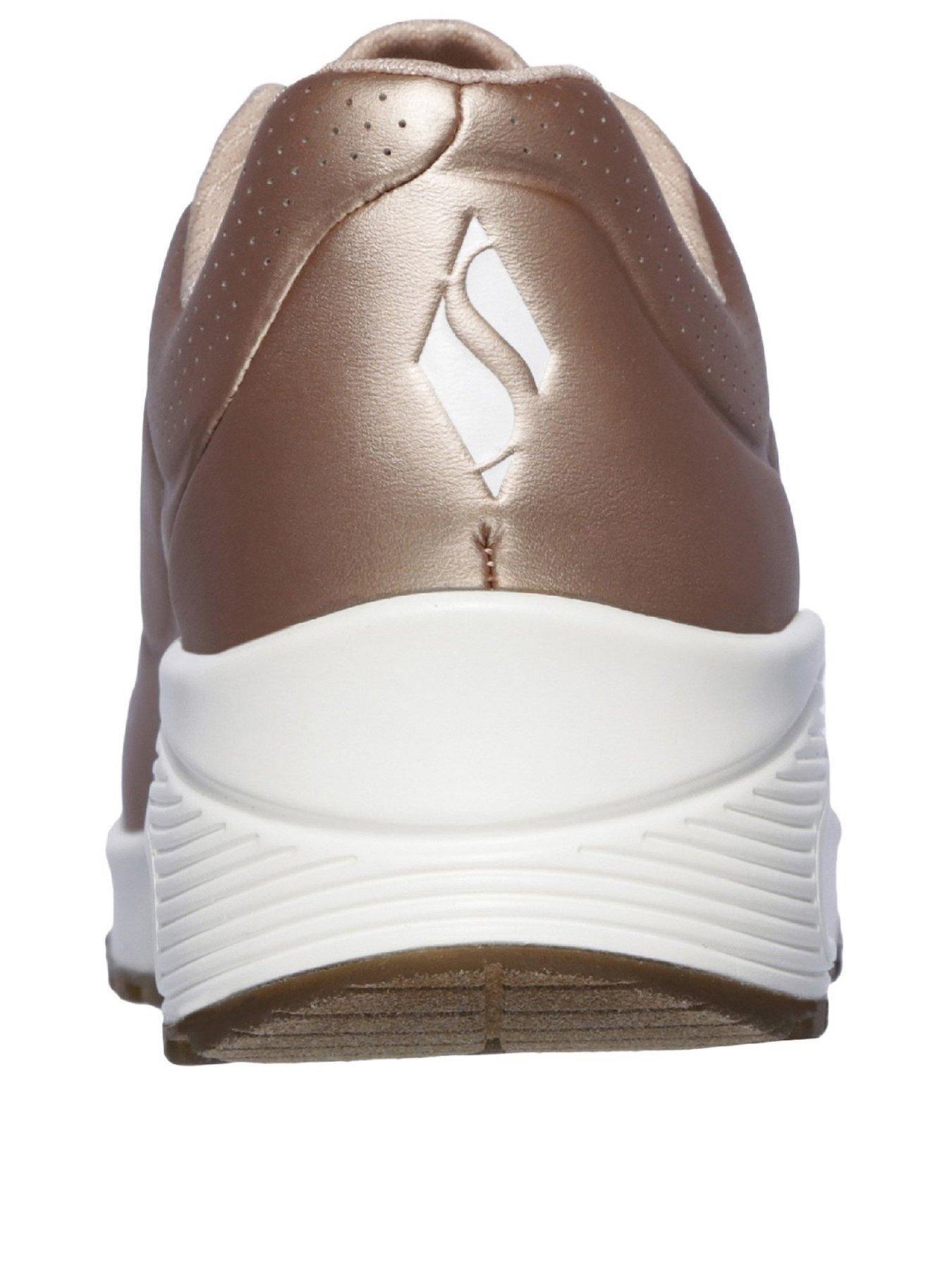 Skechers Uno Rose Bold Trainer | High leg boots, Skechers