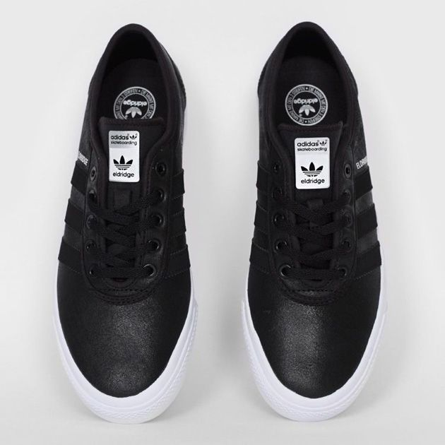 adidas Skateboarding Adi-Ease Eldridge-Black-Running White-3
