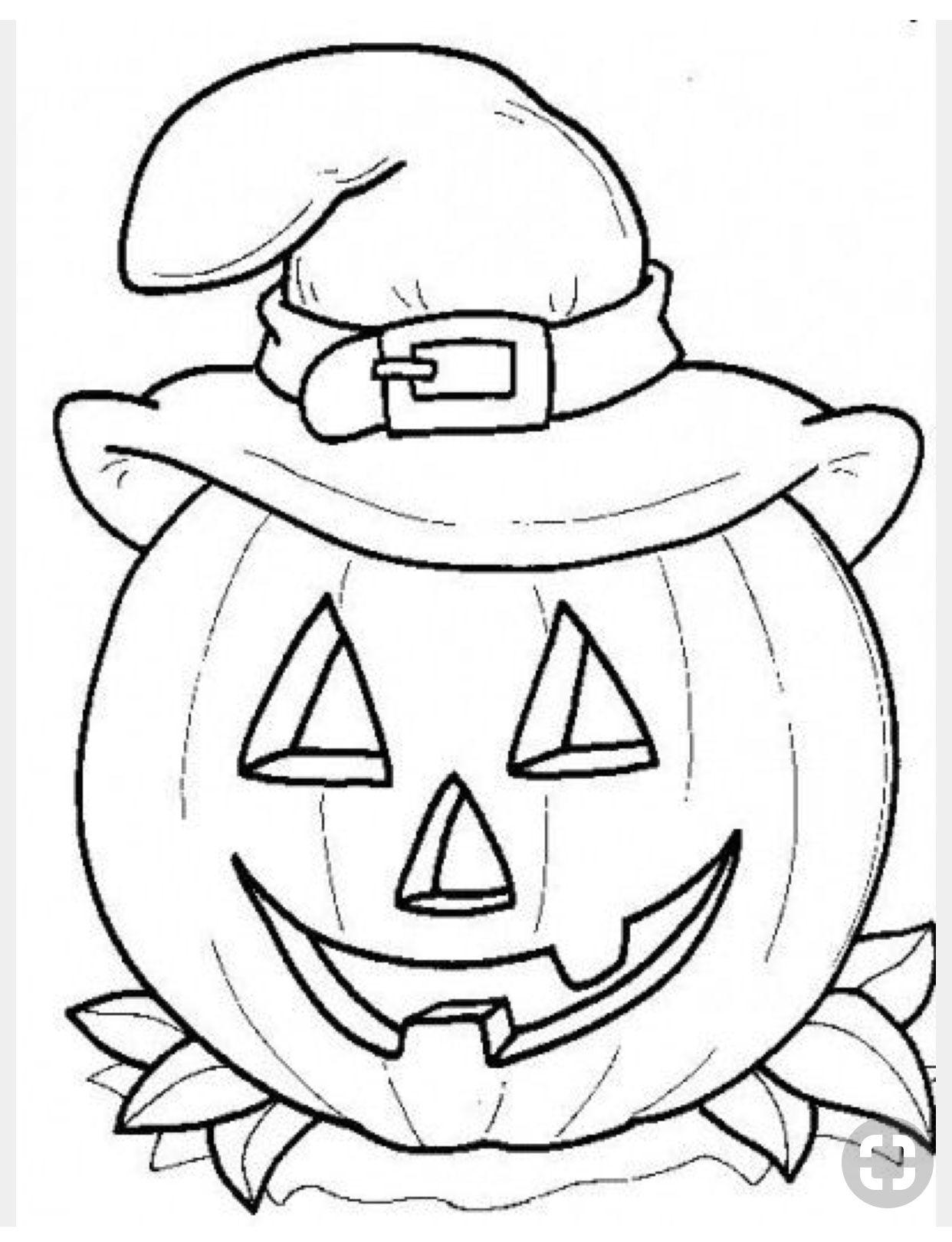 wood burning image by Susan Dirr Free halloween coloring