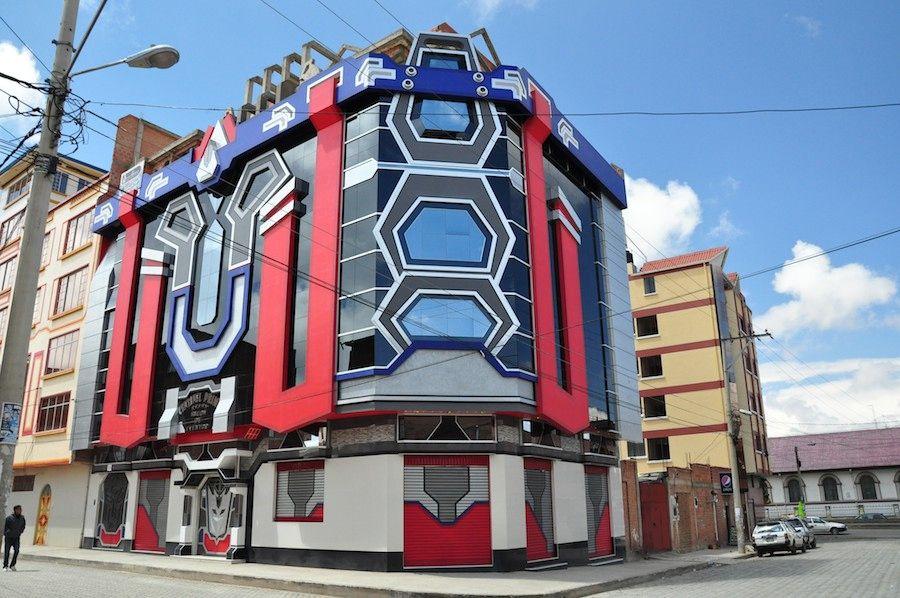 En bolivia hay una ciudad llamada el alto que hace honor a - Ap construcciones ...