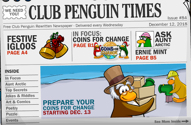 Club penguin rewritten coin codes may 2018 | Club Penguin