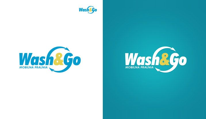 Logotype For Wash Go Mobile Laundry Logo Logotype Id