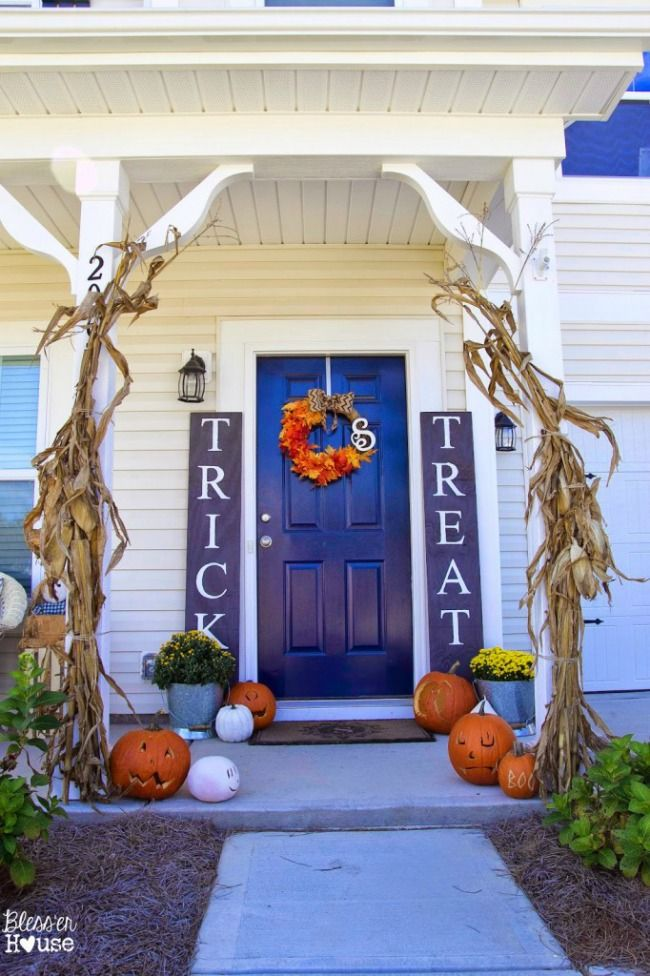 bless er house halloween front porch ideas via house of hargrove