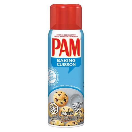 Pam Baking No Stick Cooking Spray Cooking Sprays