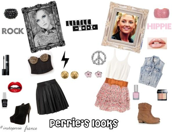 """""""instaperrie"""" by emily-1309 ❤ liked on Polyvore"""