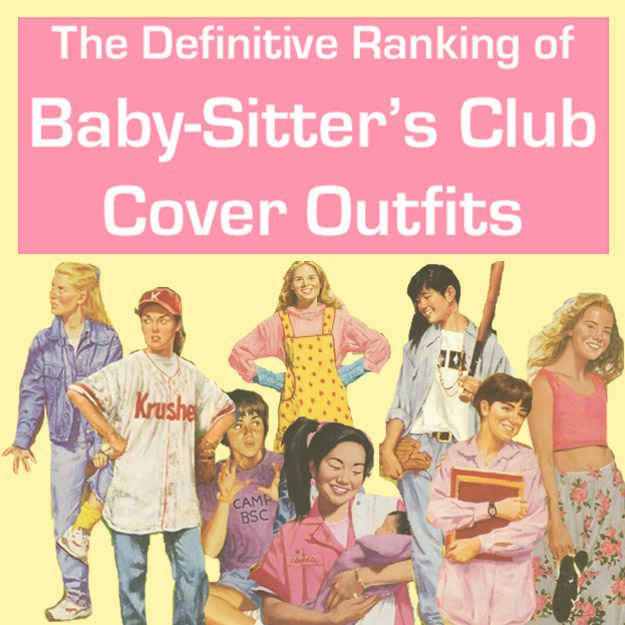 the definitive ranking of all 131 babysitters club cover