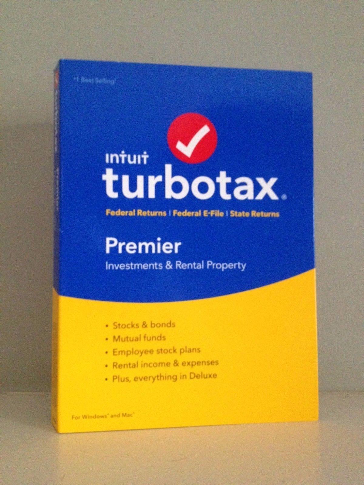 Turbotax Premier 2017 Best Price Staples
