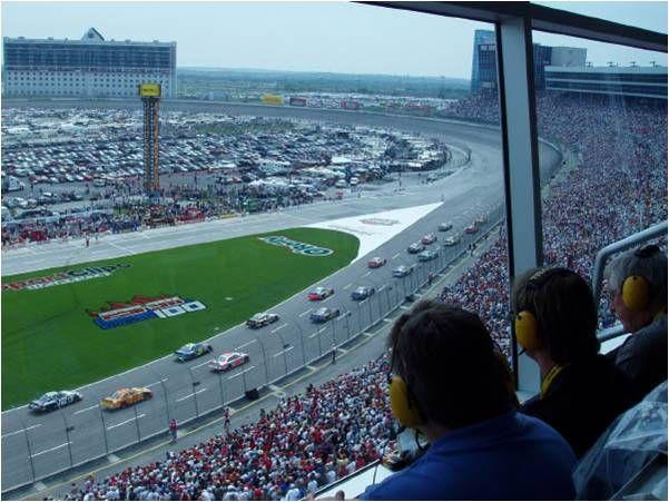 Texas Motor Speedway Motor Speedway Nascar Baseball Field