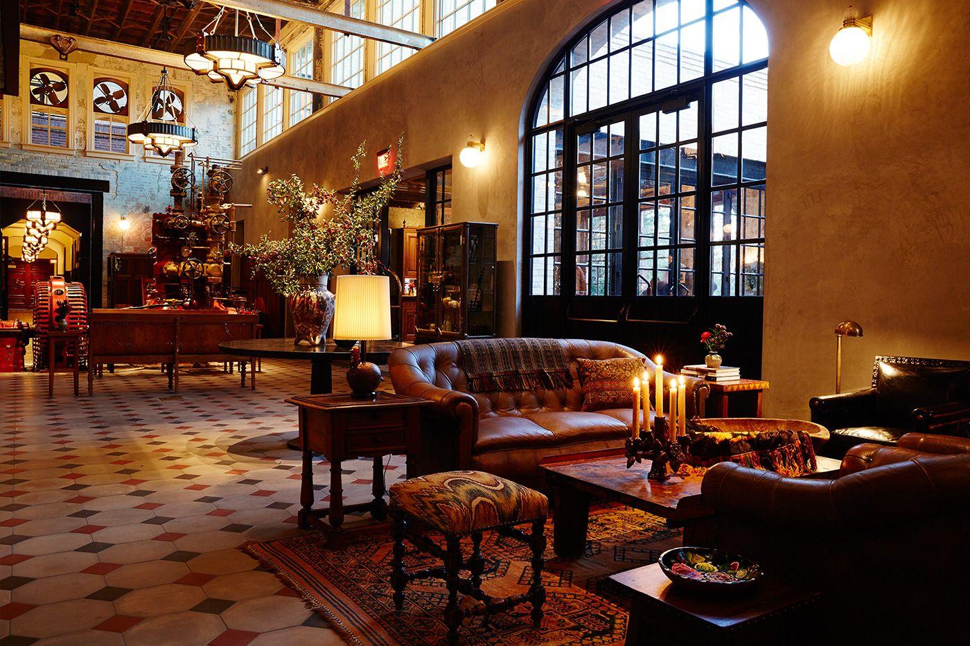 Visit Hotel Emma In San Antonio Texas Hotel Emma Features A