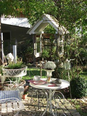 Landliebe Cottage Garden Garten Wohnen Und Garten Garten Deko