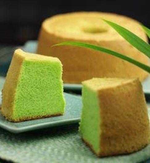 Resep Bolu Pandan Dan Cara Membuat Bacaresepdulu Com Resep Kue Chiffon Kue Kue Bolu