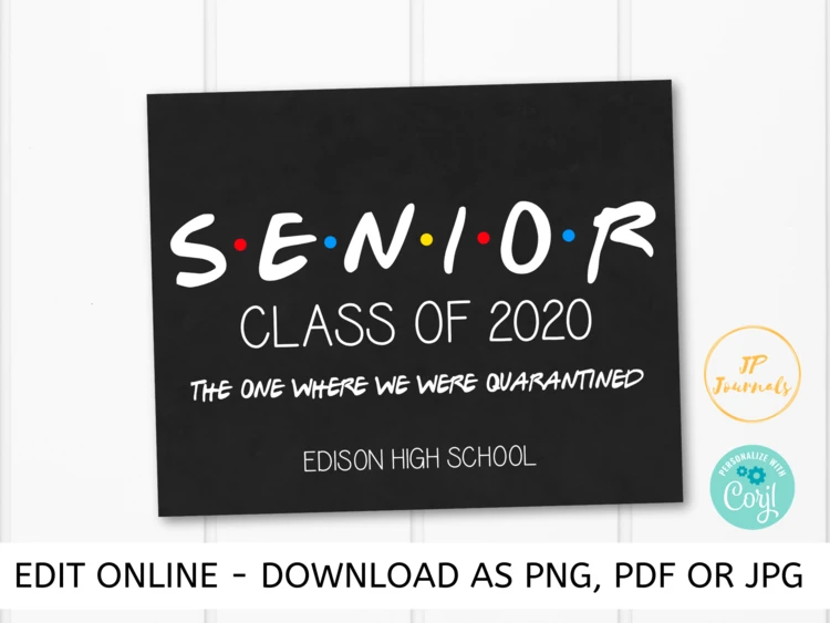 Pin on Class of 2020 Senior Year