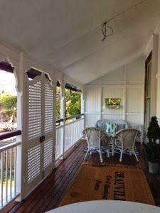 batwing doors & batwing doors | Queenslander homes | Pinterest | Front verandah ...