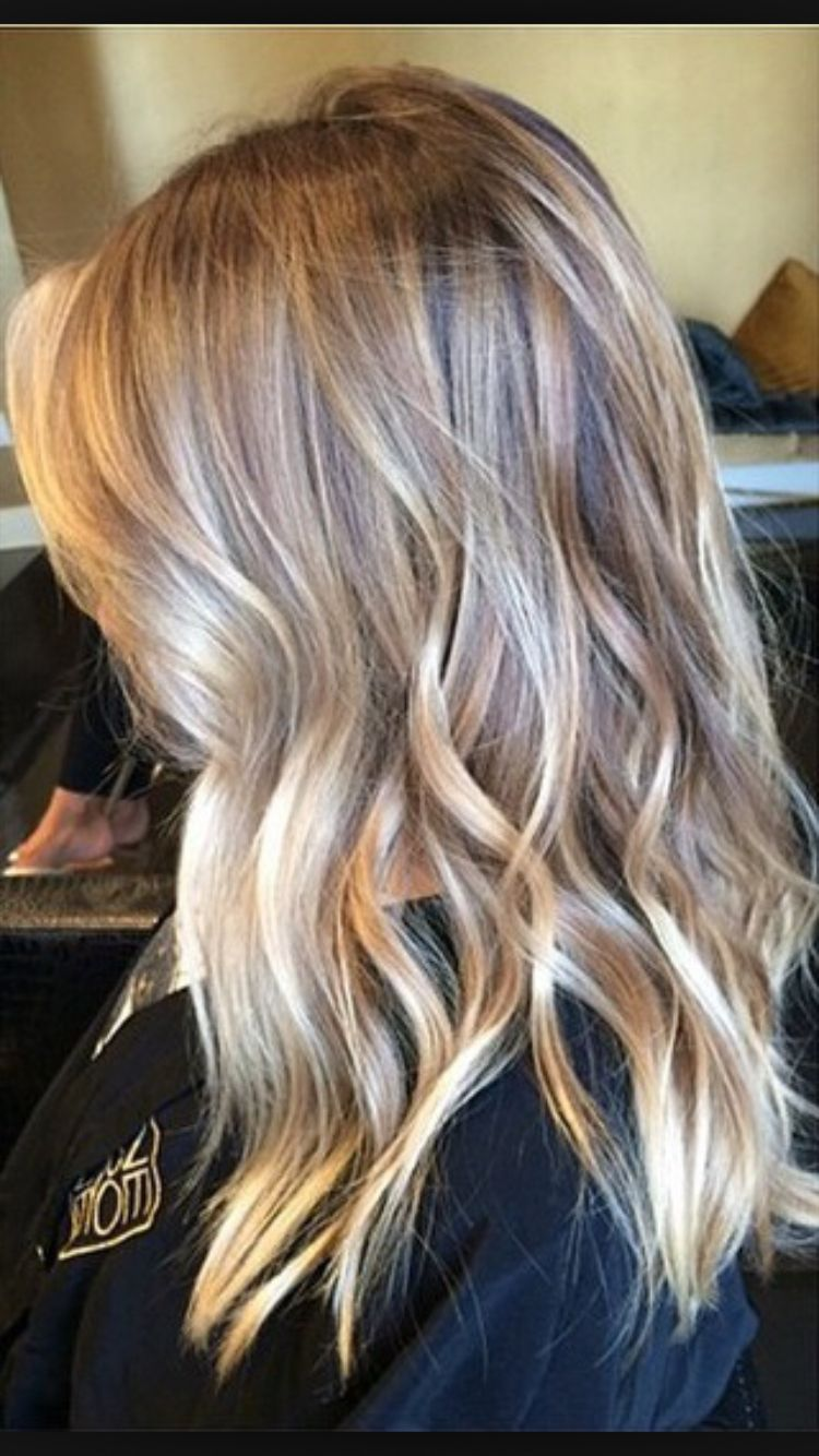 Feeling this fall blonde blend | Hair and Beauty | Pinterest ...