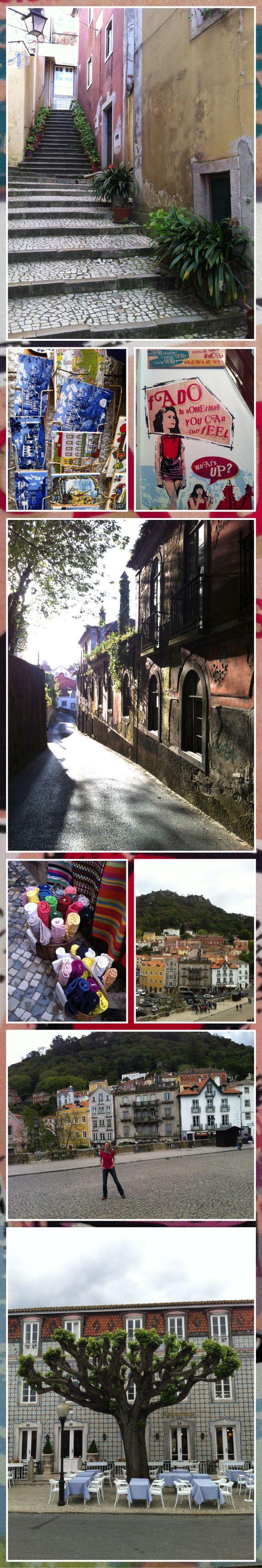 Sintra un destino rom ntico via el blog de maria le n durante estos d as he - Que hay en portugal ...