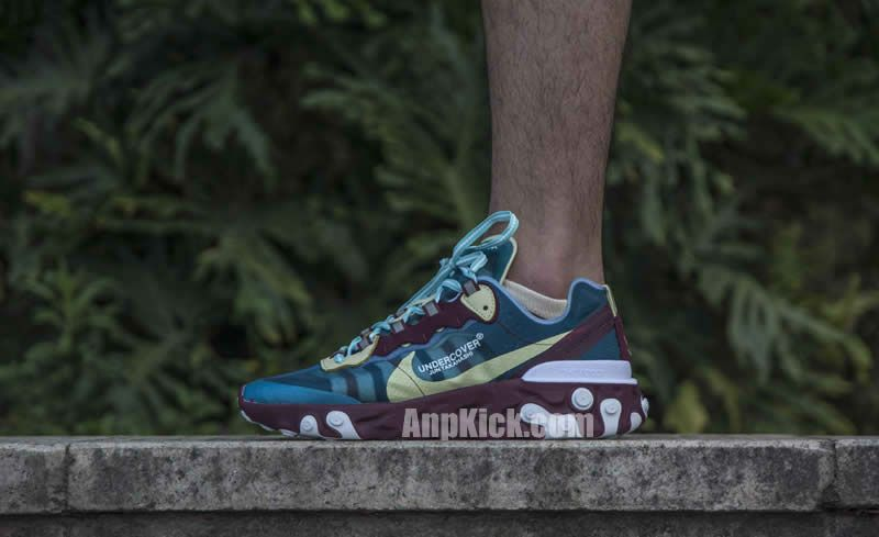 177fbed39963 undercover nike epic react element 87 blue yellow on feet (1) - AnpKick.