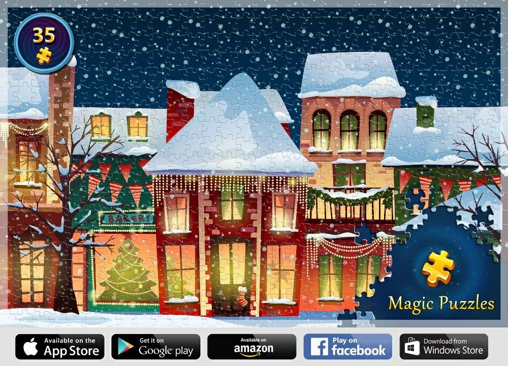 Pin by Diana Lorusso on magic puzzle Jigsaw puzzles, App