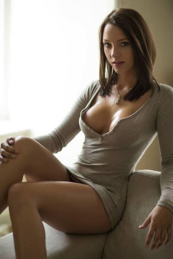 Sexy women wearing bras