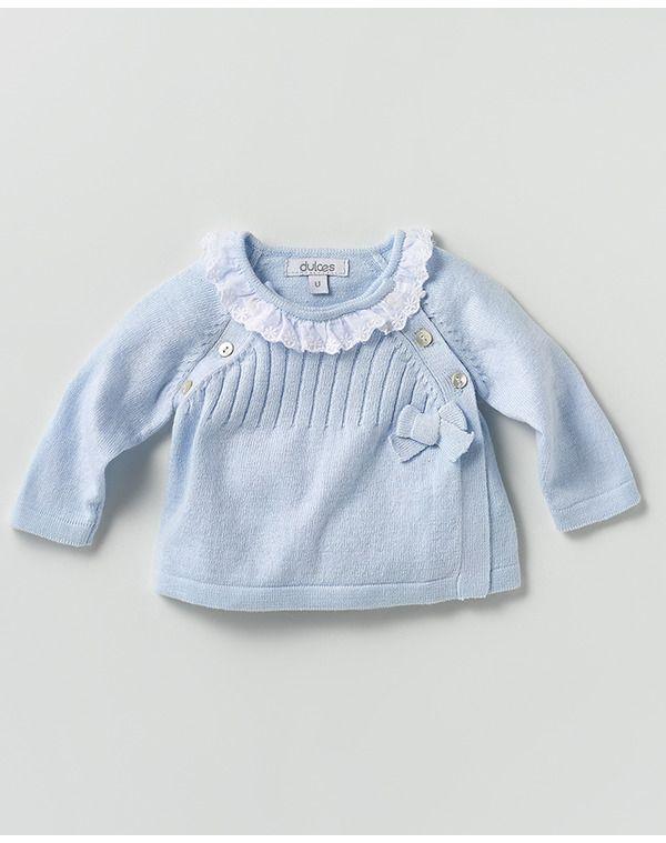 Jersey bebé - Marca DULCES  ad7581b6b696