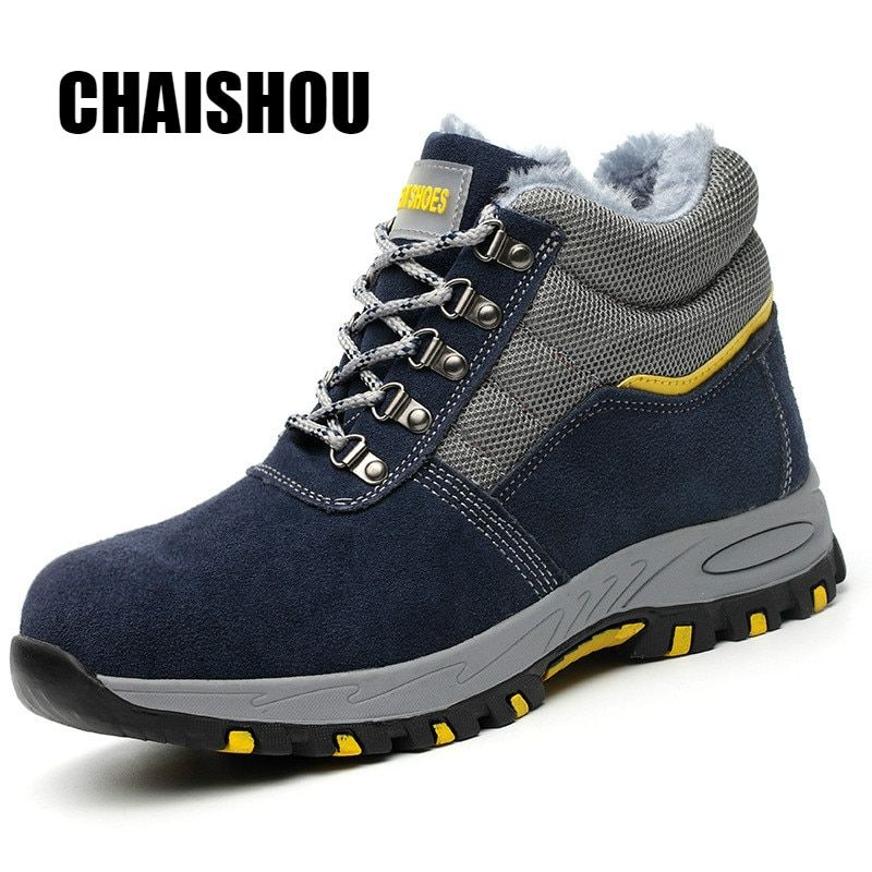 Pin En Safety Work Shoes