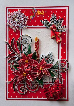 Neli quilling art preparation for christmas 5 2015 neli quilling art preparation for christmas 5 2015 more m4hsunfo