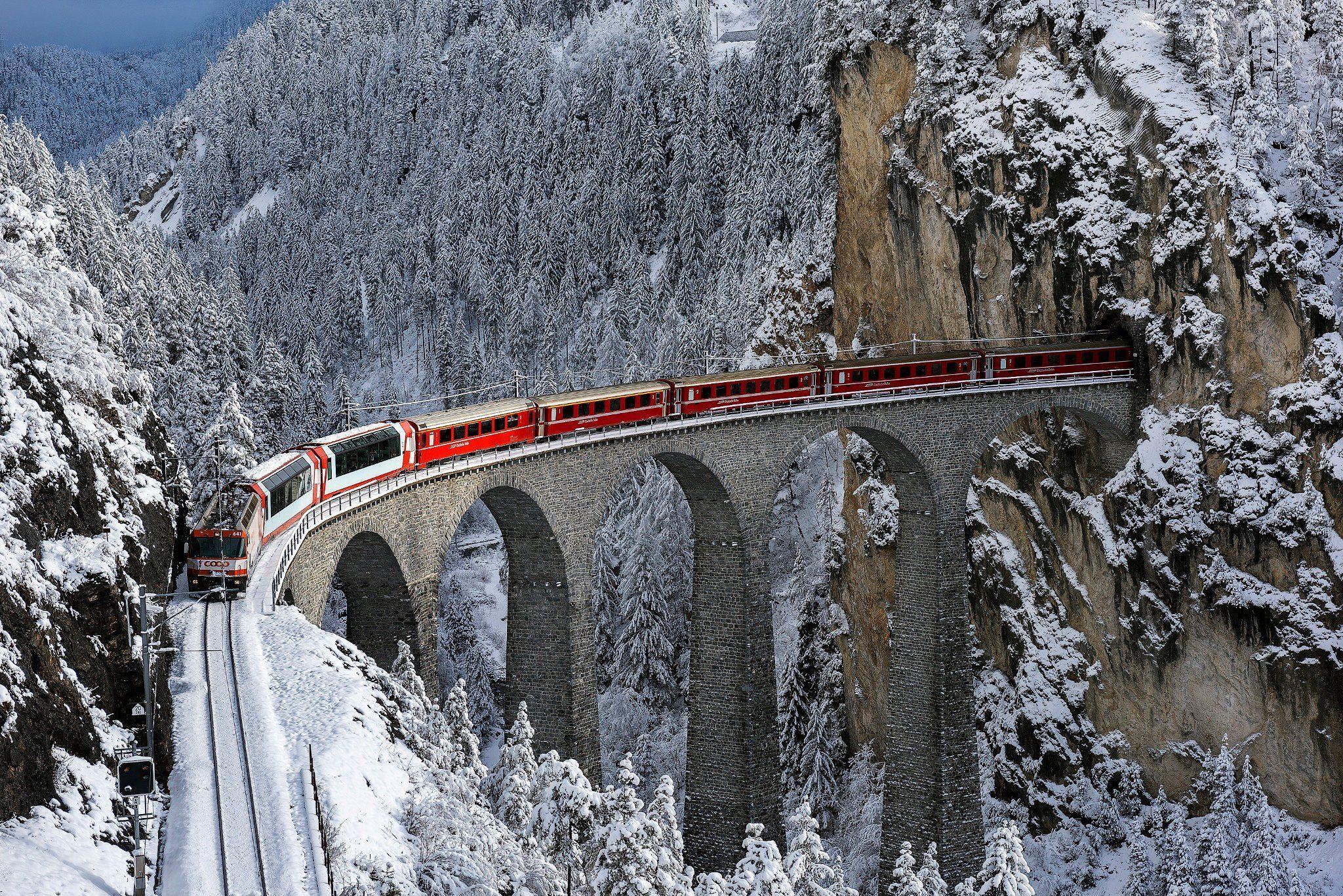 En iyi 10 tren rotası Seyahat, Tren