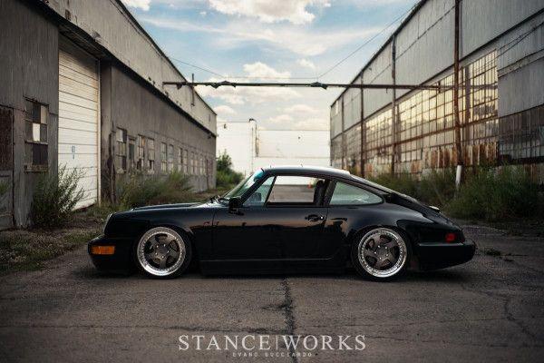 Porsche Perfection   Our latest feature, photos by EvoG Photography  http://www.stanceworks.com/2014/02/jason-morabitos-porsche-964/