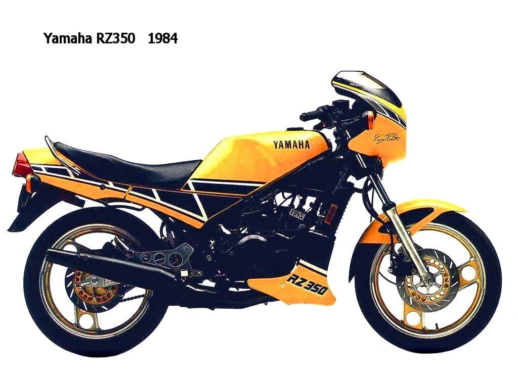 1984 Yamaha RZ350 Kenny Roberts Special | Motorcycles | Street
