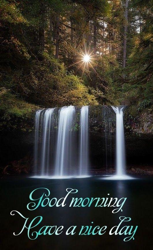 Pin By Terawan On Good Morning Waterfall Beautiful Landscapes Beautiful Nature