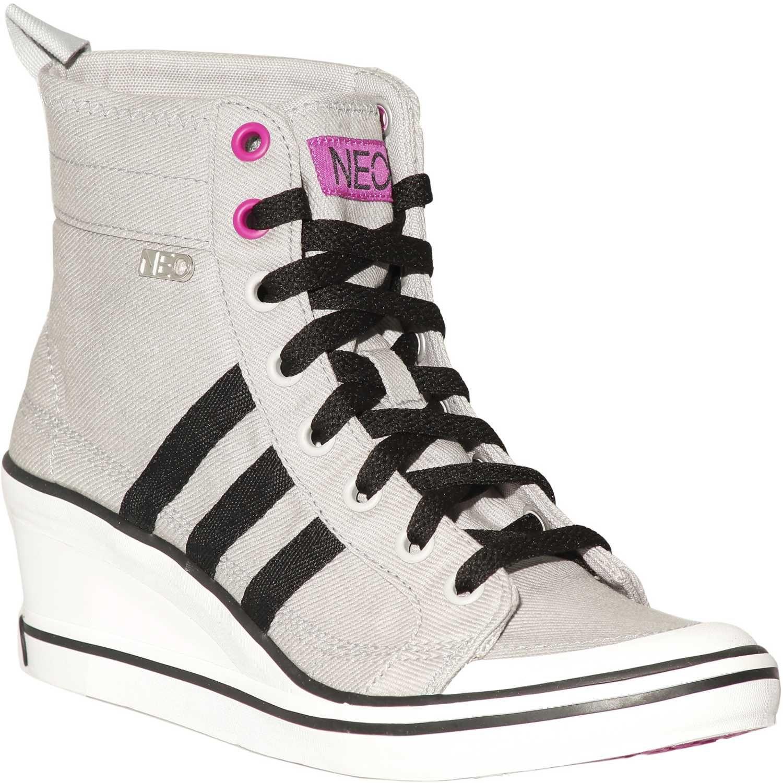 zapatillas adidas neo con taco