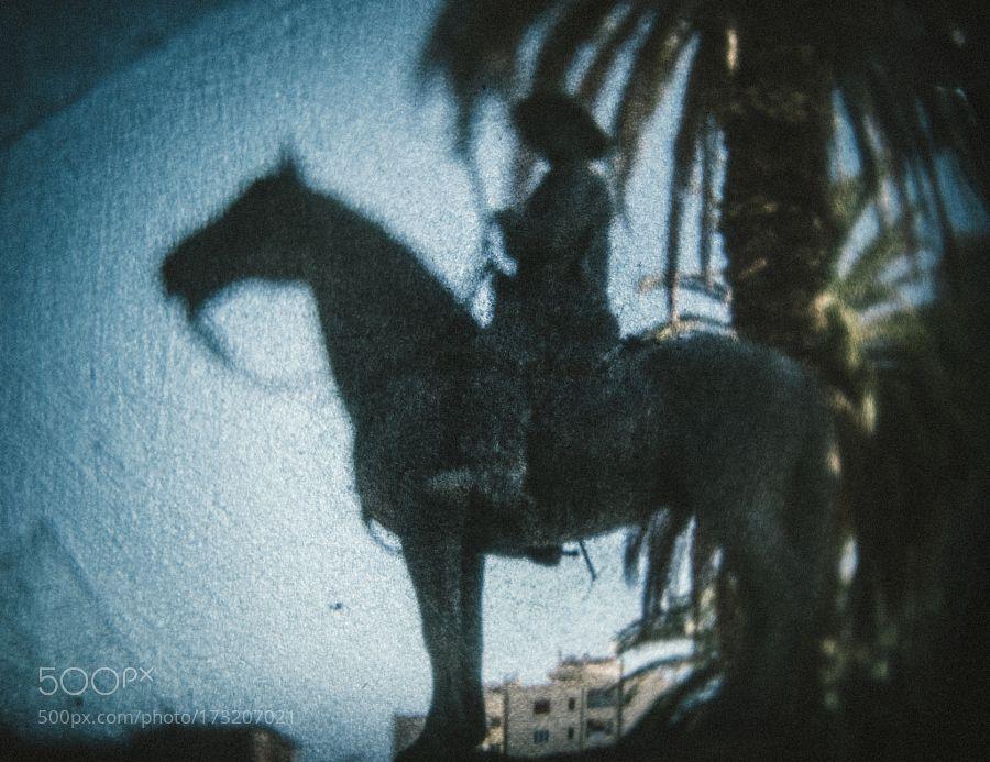 Buttero - The real italian cowboy by ClaudioCastelliKurageart. @go4fotos